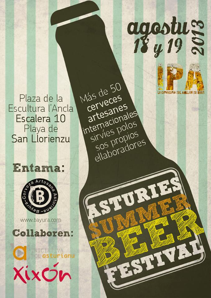 Asturies Summer Beer Festival