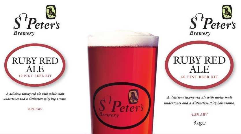 ruby red ale