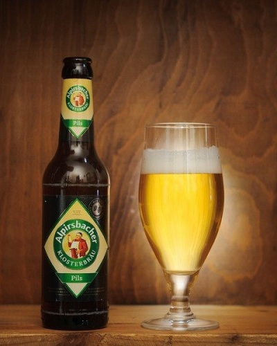 Alpirsbacher Pils botella